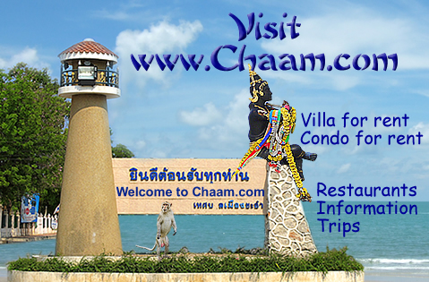 Cha-Am Beaches and Hotels